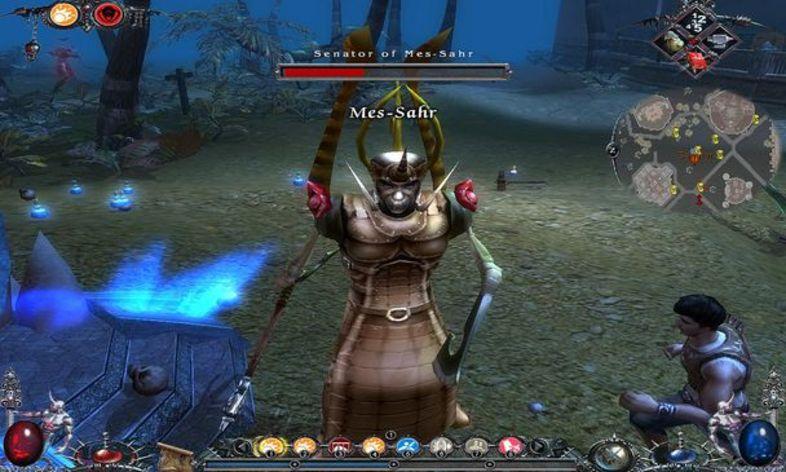 Screenshot 3 - Dawn of Magic 2