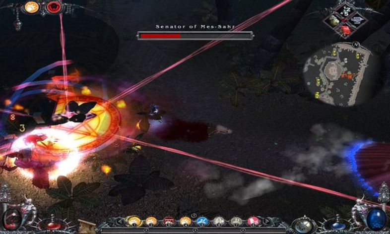 Screenshot 1 - Dawn of Magic 2