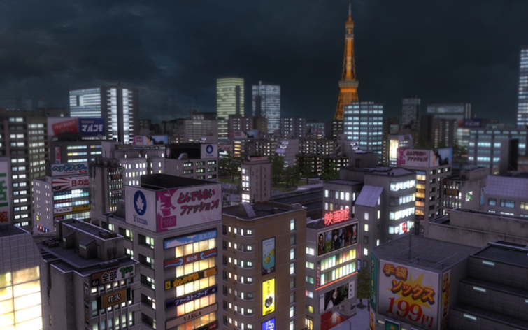 Screenshot 4 - Cities in Motion: Tokyo