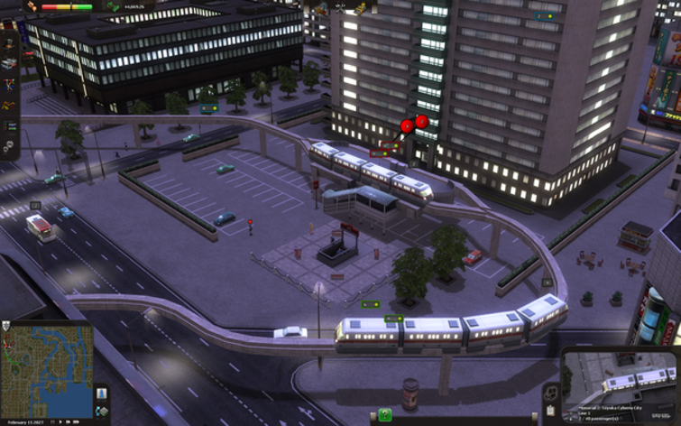 Screenshot 2 - Cities in Motion: Tokyo