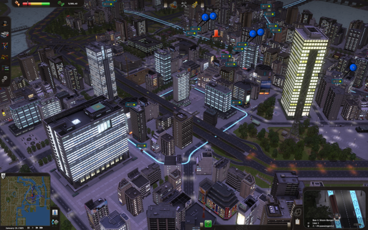 Screenshot 5 - Cities in Motion: Tokyo