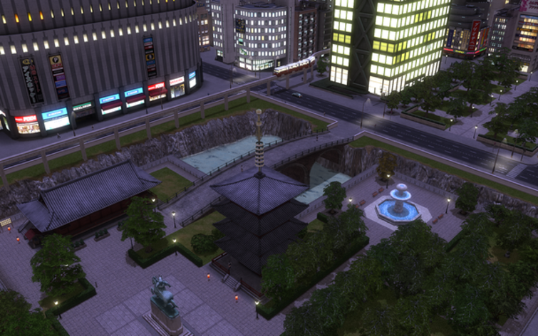 Screenshot 3 - Cities in Motion: Tokyo
