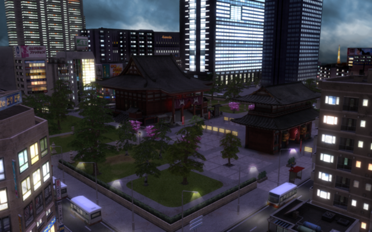Screenshot 9 - Cities in Motion: Tokyo