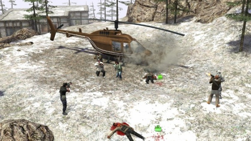 Screenshot 2 - Jagged Alliance Crossfire
