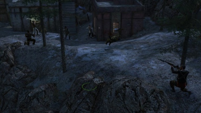 Screenshot 7 - Jagged Alliance Crossfire