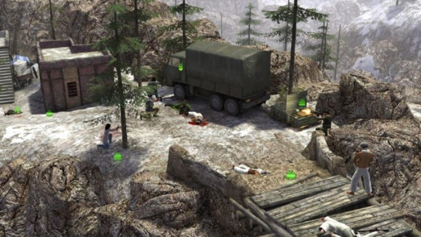 Screenshot 8 - Jagged Alliance Crossfire