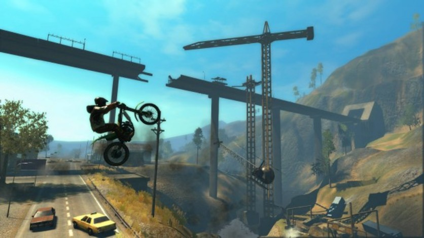 Screenshot 4 - Trials Evolution: Gold Edition