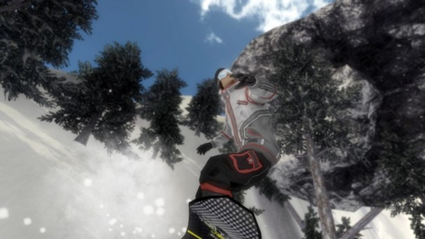 Screenshot 9 - Pro Riders Snowboard Xtreme - Camera Version