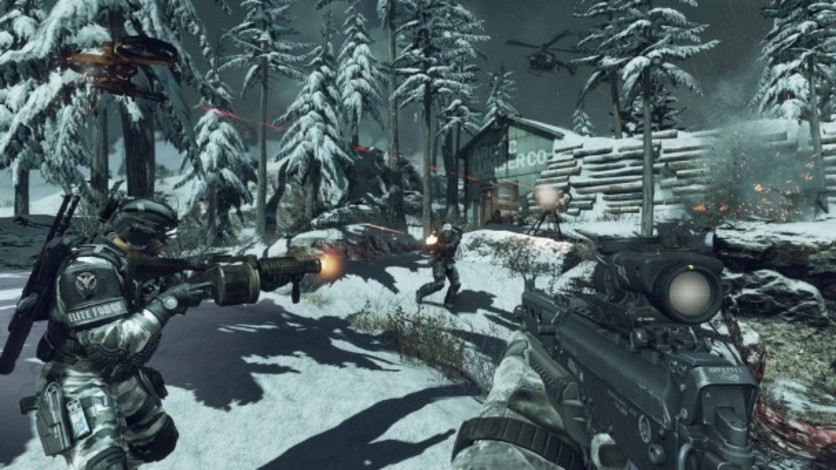 Screenshot 7 - Call of Duty: Ghosts