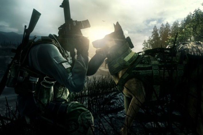 Screenshot 4 - Call of Duty: Ghosts
