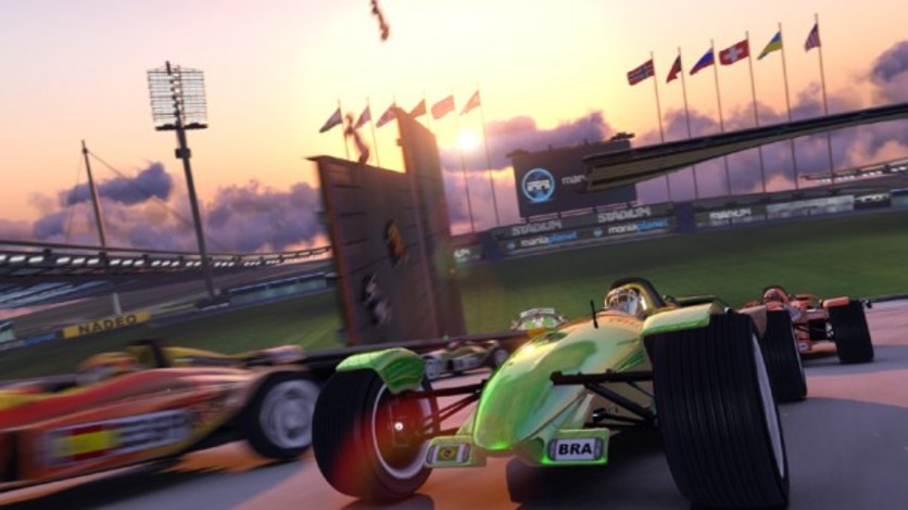 Screenshot 2 - TrackMania² Stadium