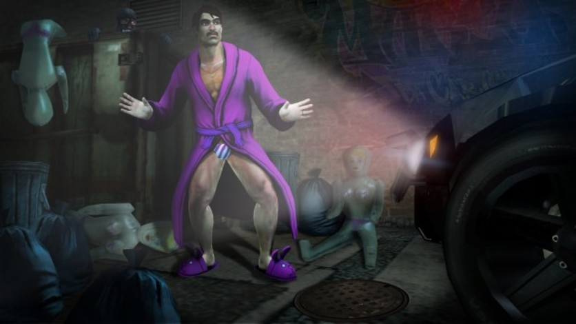 Screenshot 3 - Saints Row: The Third
