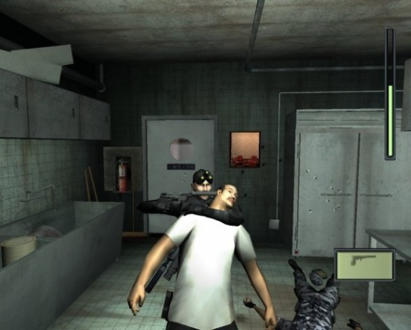 Screenshot 10 - Tom Clancy's Splinter Cell