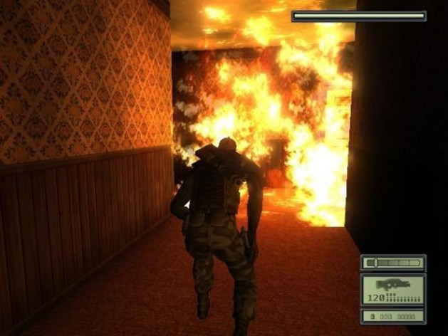 Screenshot 1 - Tom Clancy's Splinter Cell