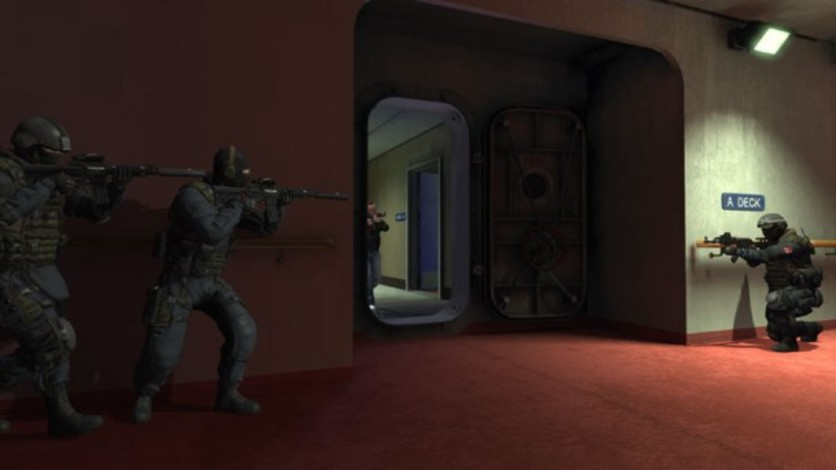Screenshot 5 - Takedown Red Sabre