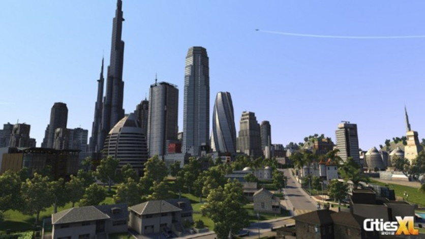 Screenshot 2 - Cities XL Platinum