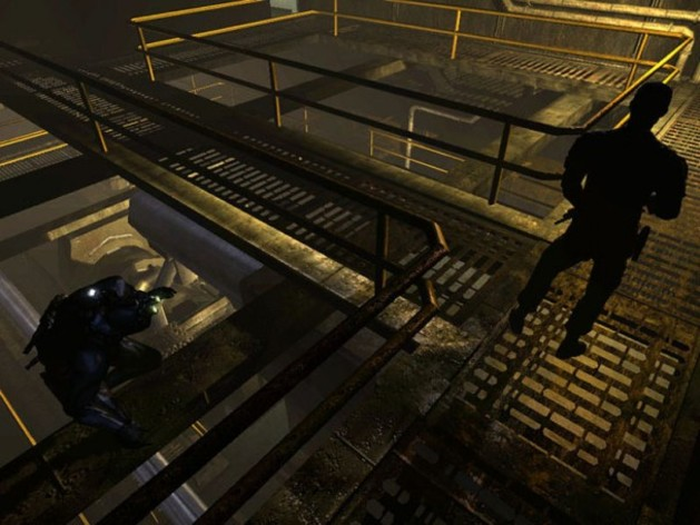 Screenshot 2 - Tom Clancy's Splinter Cell: Chaos Theory