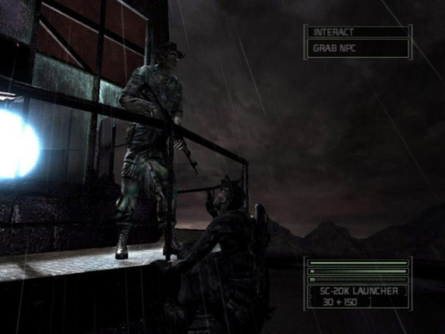 Screenshot 1 - Tom Clancy's Splinter Cell: Chaos Theory
