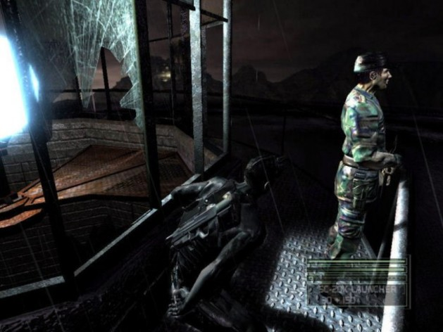 Screenshot 4 - Tom Clancy's Splinter Cell: Chaos Theory