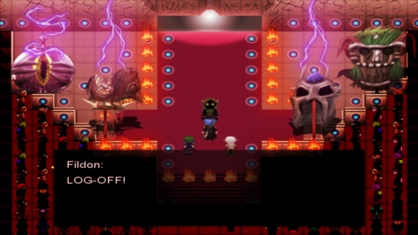 Screenshot 2 - Shadow of the Game