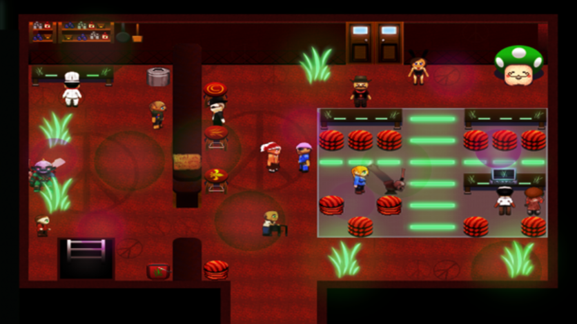Screenshot 3 - Shadow of the Game