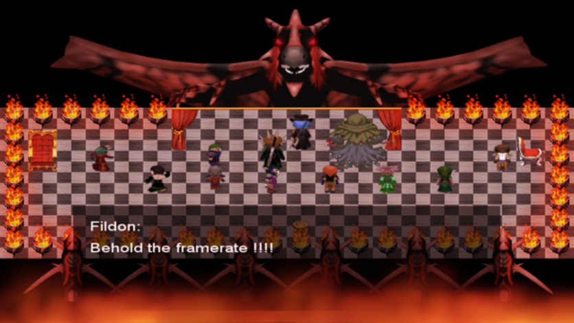 Screenshot 5 - Shadow of the Game