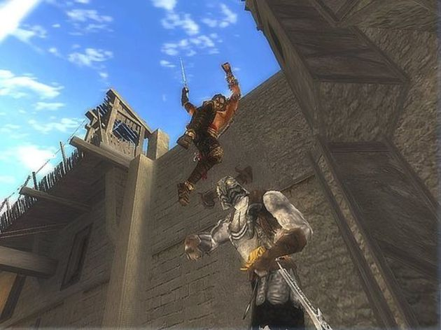 Screenshot 3 - Prince of Persia: The Two Thrones
