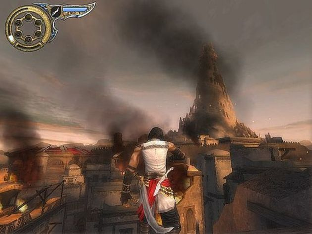Screenshot 5 - Prince of Persia: The Two Thrones