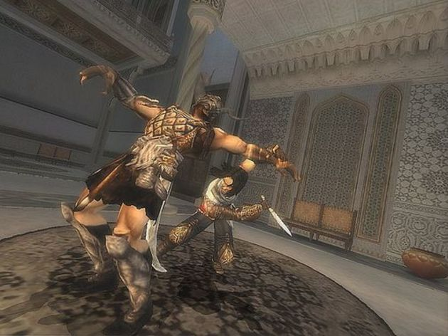 Screenshot 6 - Prince of Persia: The Two Thrones