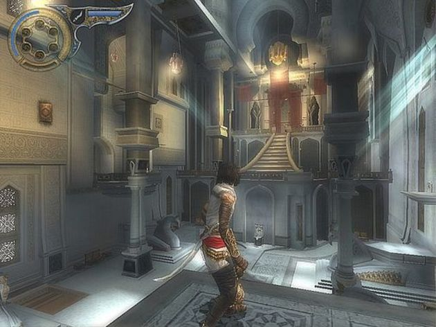 Screenshot 2 - Prince of Persia: The Two Thrones