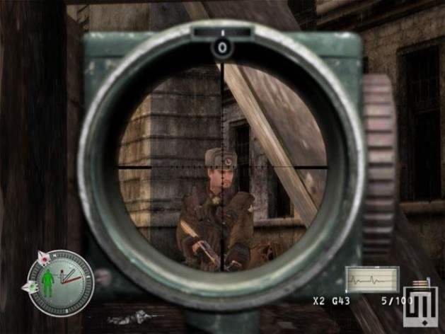 Screenshot 3 - Sniper Elite