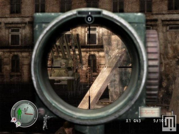 Screenshot 4 - Sniper Elite