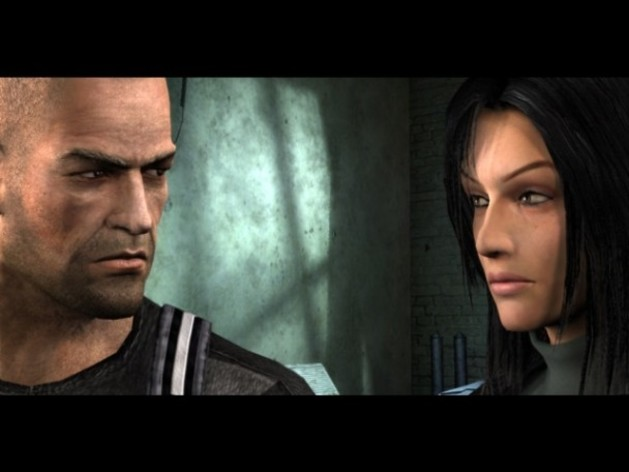 Screenshot 1 - Tom Clancy's Splinter Cell: Double Agent