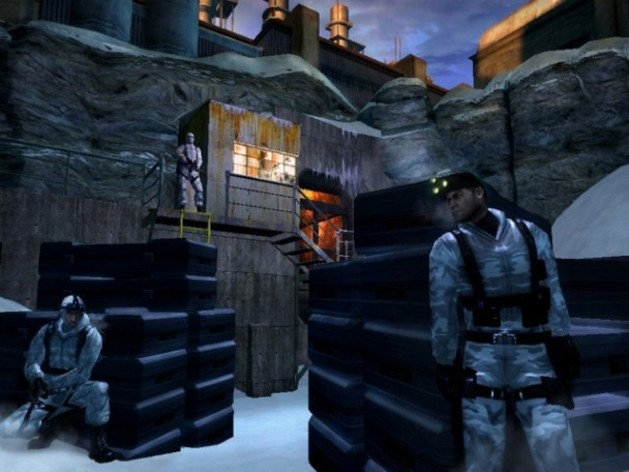 Screenshot 2 - Tom Clancy's Splinter Cell: Double Agent