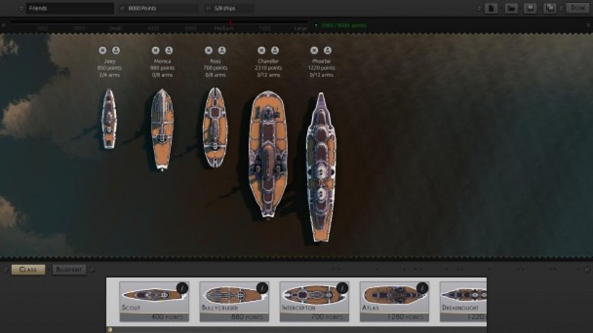 Screenshot 4 - Leviathan: Warships