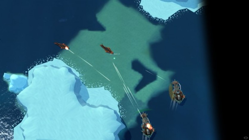 Screenshot 8 - Leviathan: Warships