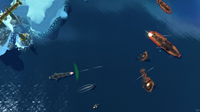 Screenshot 10 - Leviathan: Warships