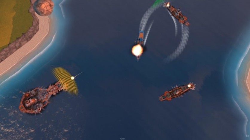 Screenshot 5 - Leviathan: Warships