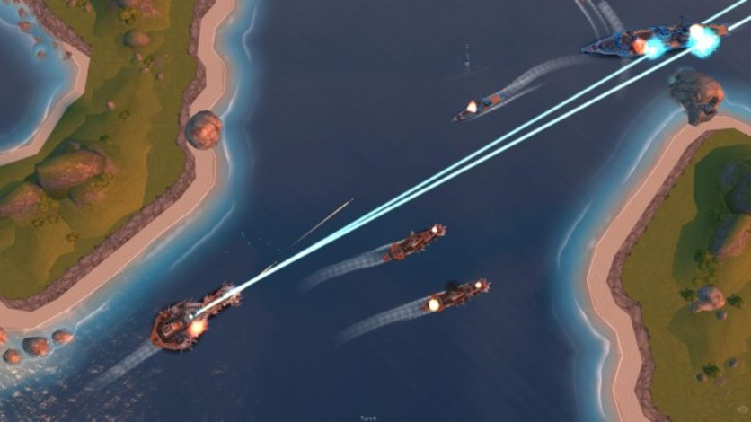 Screenshot 9 - Leviathan: Warships