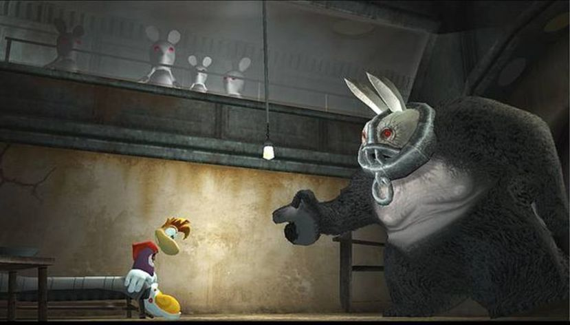 Screenshot 9 - Rayman Raving Rabbids
