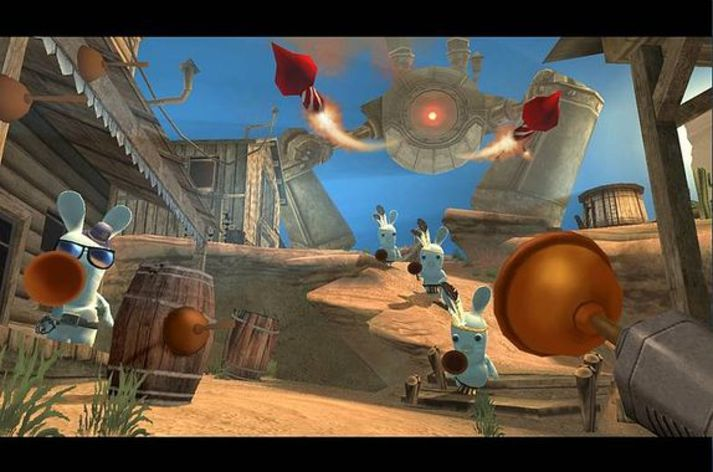Screenshot 8 - Rayman Raving Rabbids