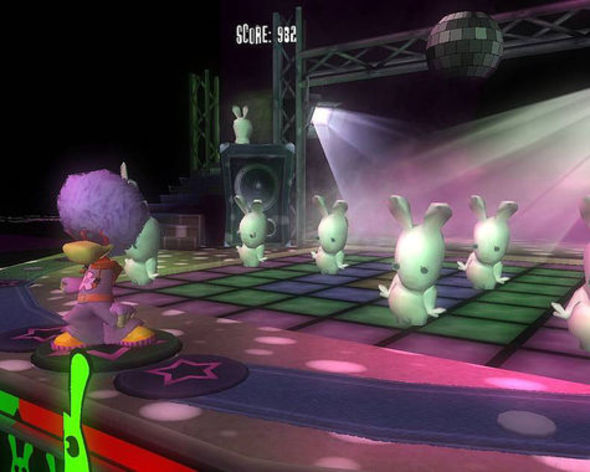 Screenshot 5 - Rayman Raving Rabbids