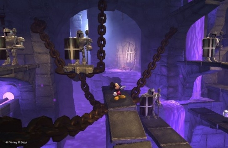 Screenshot 2 - Castle of Illusion (Mac)