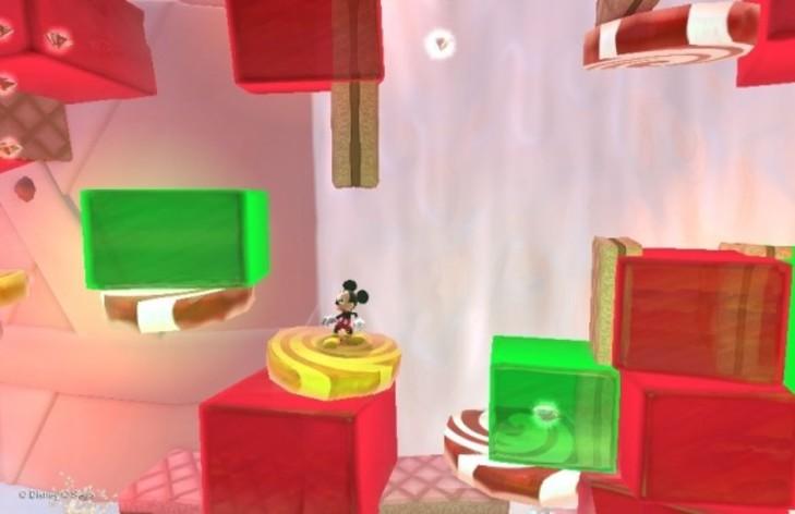 Screenshot 7 - Castle of Illusion (Mac)