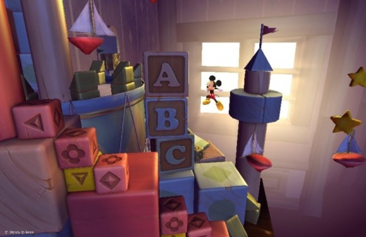 Screenshot 5 - Castle of Illusion (Mac)