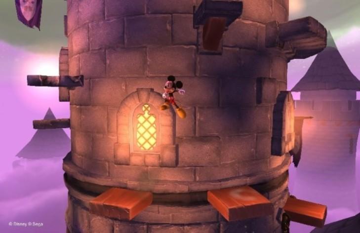 Screenshot 9 - Castle of Illusion (Mac)
