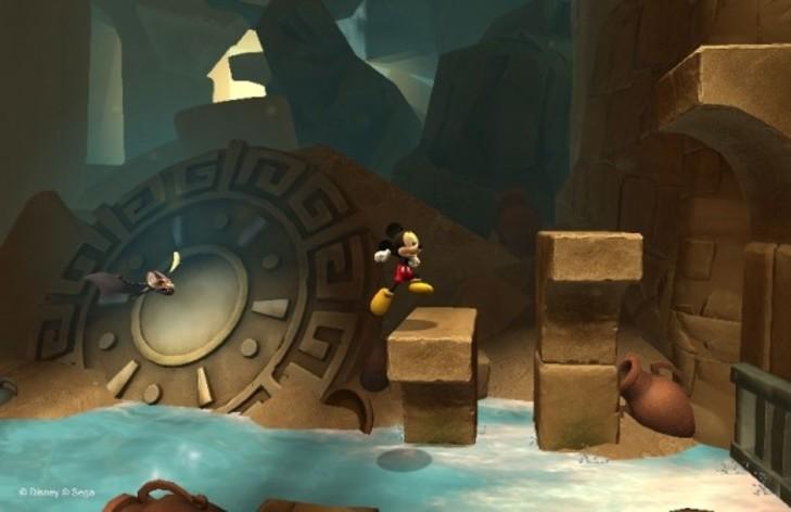 Screenshot 8 - Castle of Illusion (Mac)