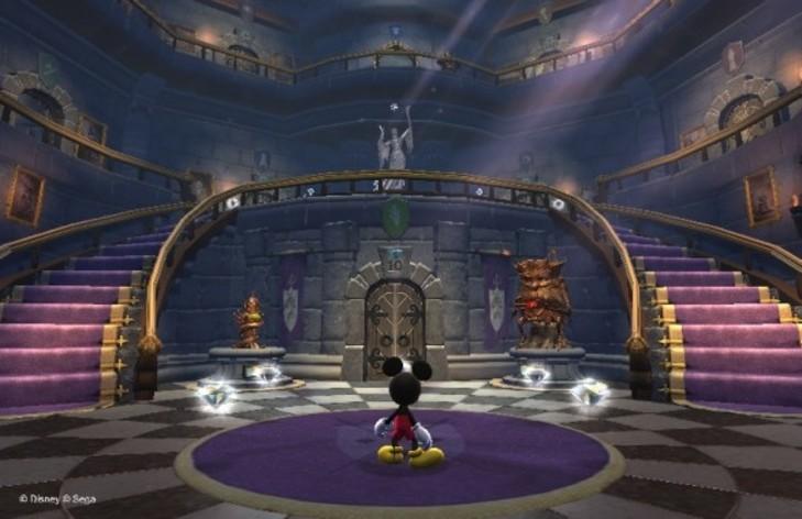Screenshot 4 - Castle of Illusion (Mac)