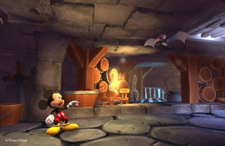 Screenshot 10 - Castle of Illusion (Mac)