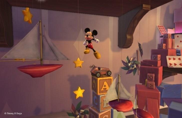 Screenshot 3 - Castle of Illusion (Mac)